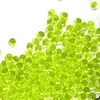 10g Röhechen Miyuki Drop Beads 3,4mm, Transparent Lime, *0143