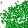10g Röhrchen Miyuki Drop Beads 3,4mm, Transparent Green, *0146