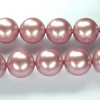 50 Stück Swarovski® Kristalle 5810, Crystal Pearls 3mm, Crystal Powder Rose Pearl *352
