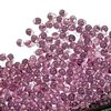 50g Beutel Miyuki Drop Beads 3,4mm, Transparent Light Amethyst, *0142-50