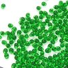 50g Beutel Miyuki Drop Beads 3,4mm, Transparent Green, *0146-50