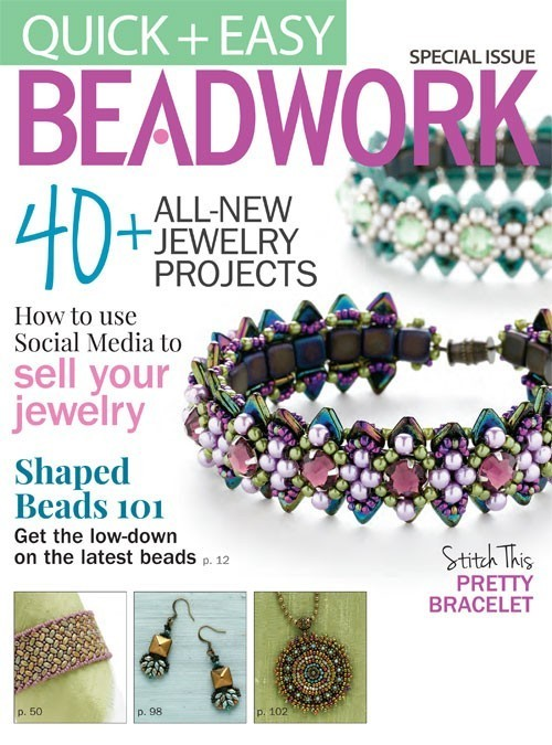 Quick & Easy BEADWORK MAGAZIN - Special Issue Ausgabe Winter 2015 ...
