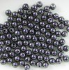 100 Stück Swarovski® Kristalle 5810, Crystal Pearls 2mm, Crystal Iridescent Purple Pearl *943