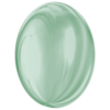 1 Stück Swarovski® Kristalle 2196/4 Oval Cabochon 30x22,7mm, Crystal Mint Green Unfoiled *001L113S