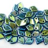 5g Beutel Dragon® Scale Beads 1,5 x 5 mm, Jet AB Full